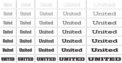 unitedserif