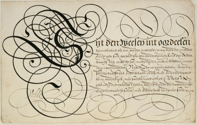velde-caligraf