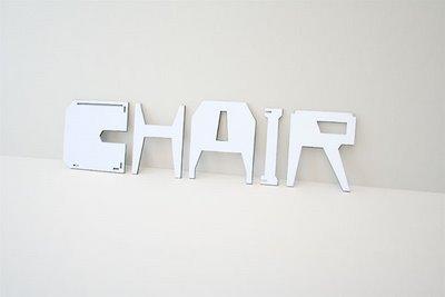 Eric Ku chair